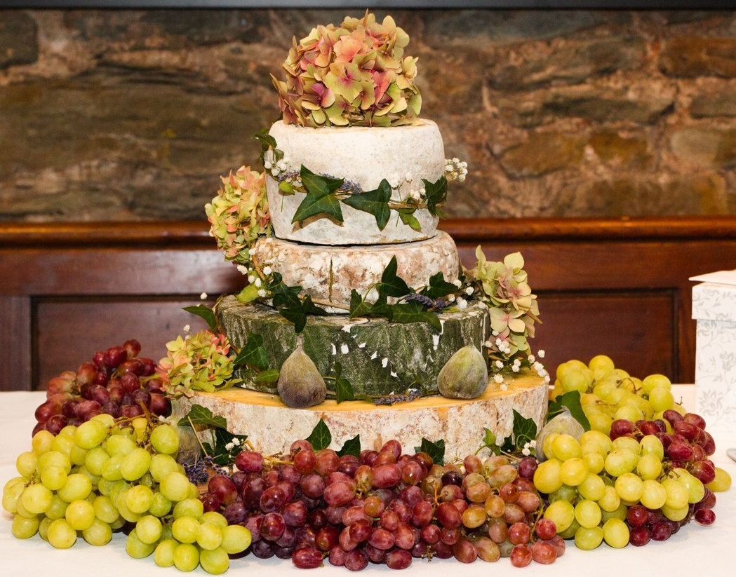 Cheese Weding Cakes