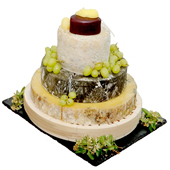 Cheese Wedding Cake no. 4 Clifton