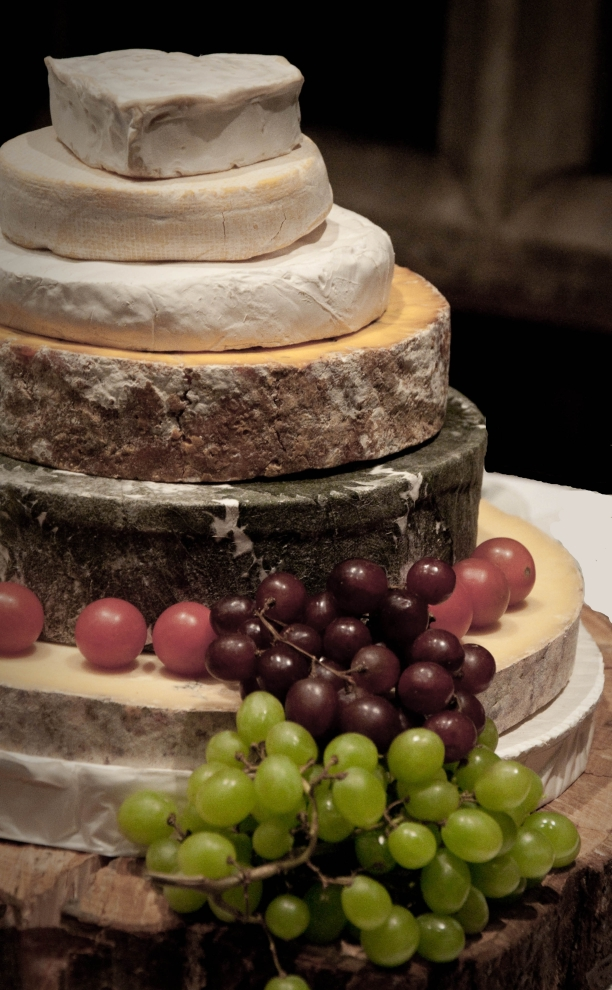 Arch House Deli Cheese Wedding Cakes Bristol