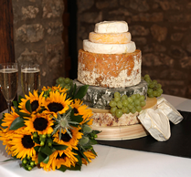 Bristol Cheese Wedding Cake