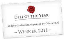 Deli of the Year 2011 Winner